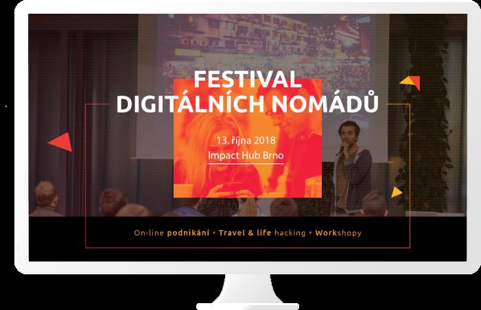 Festival digitálních nomádů Brno