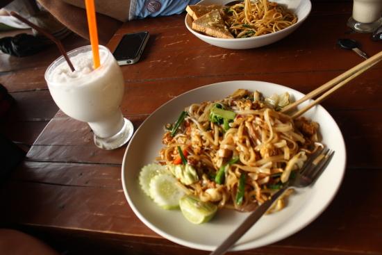 Utrácení v Thajsku 1. část - jídlo
