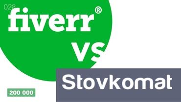 Velký boj - Fiverr.com VS Stovkomat.cz