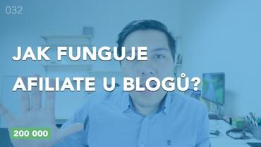 Výdělávání na blogu přes provize? Seznamte se s affiliate