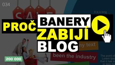 Dají se prodávat bannery na blogu?
