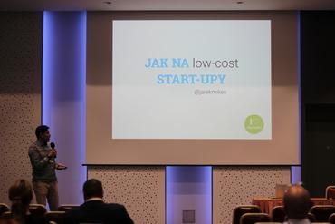 Přednáška ''Jak na low-cost startup'' z veletrhu Marketing Mix ke stažení
